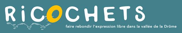 Bandeau lettre d'info Ricochets