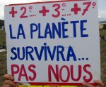 21 septembre 2019 St Rambert d'Albon, manifestation contre destruction terres agricoles {JPEG}